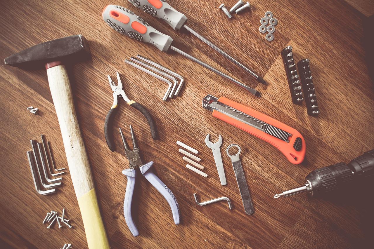 Les outils indispensables d'un bon menuisier